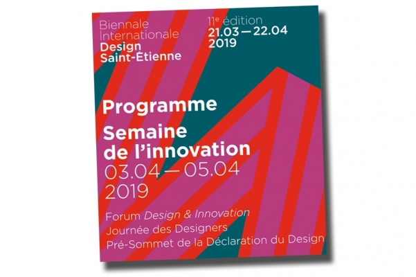 Semaine de l'innovation - Biennale Internationale Design Saint Etienne 2019